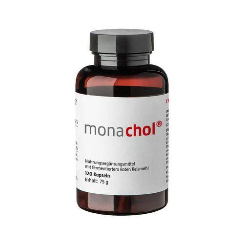 Monachol Rotes Reismehl 500 mg Kapseln