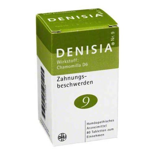 DHU Denisia 9 Zahnungsbeschwerden Tabletten