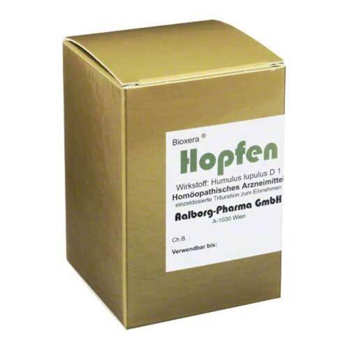 Bioxera Hopfen Bioxera Kapseln