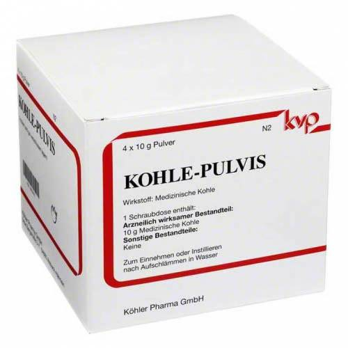 Kohle-Pulvis Kohle pulvis Pulver