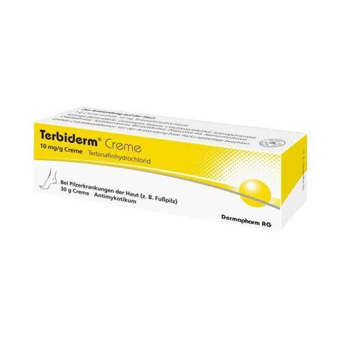 Terbiderm 10 mg / g Creme