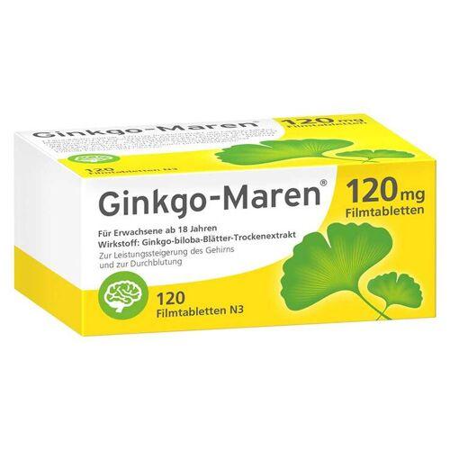 Ginkgo-Maren Ginkgo Maren 120 mg Filmtabletten