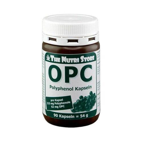 The Nutri Store OPC 62 mg plus Polyphenol Kapseln