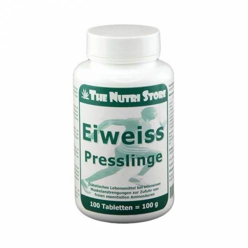 The Nutri Store Eiweiss Presslinge Tabletten