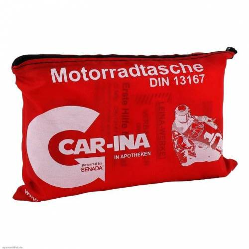 Erena Senada Car-Ina Motorradtasche DIN 13167