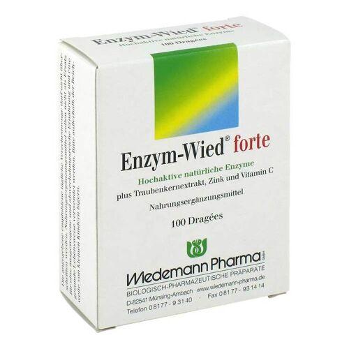 Enzym-Wied Enzym Wied forte Dragees