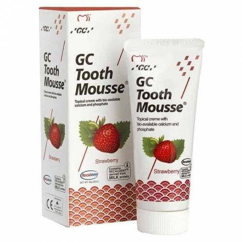 GC-Tooth GC Tooth Mousse Erdbeere