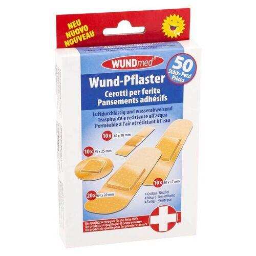 Wundpflaster luftdurchlässig + wasserfest 4 Größen