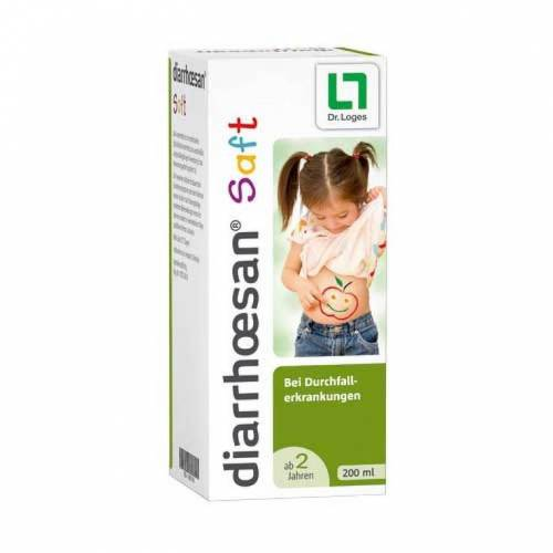 Dr. Loges Diarrhoesan Saft