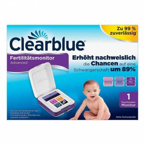 Clearblue Fertilitätsmonitor 2,0