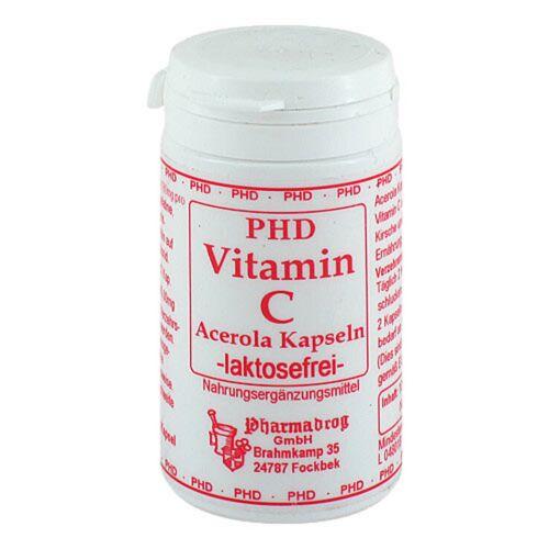 Pharmadrog Acerola Kapseln laktosefrei