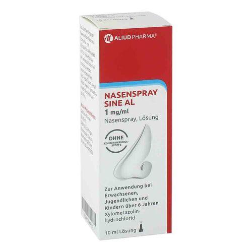 Aliud Pharma Nasenspray sine AL 1 mg / ml Nasenspray