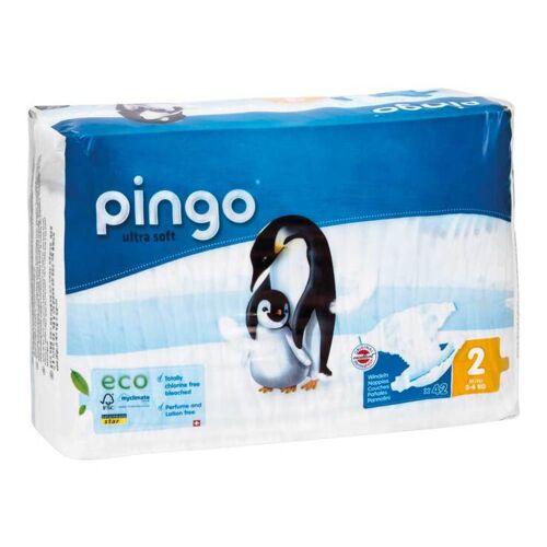 Bio Windeln mini 3 - 6 kg Pinguin Pingo Swiss