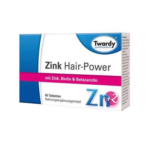 Zink Hair-Power Tabletten