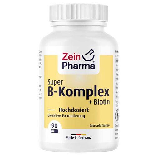 Zein Pharma Super B-Komplex + Biotin Zeinpharma Kapseln