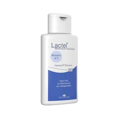 Lactel Nr.5 Hyposens Shampoo hypoallergene Rezeptur