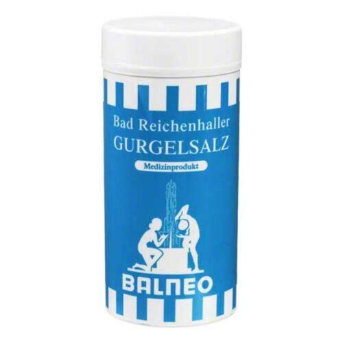 Bad Reichenhaller Gurgel und I
