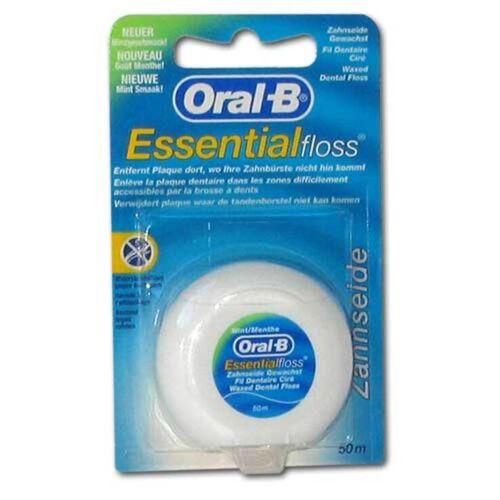 ORAL B Zahnseide gewachst mi