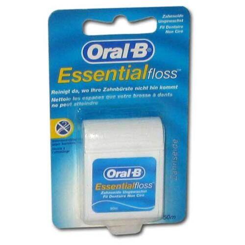 ORAL B Zahnseide ungewachst
