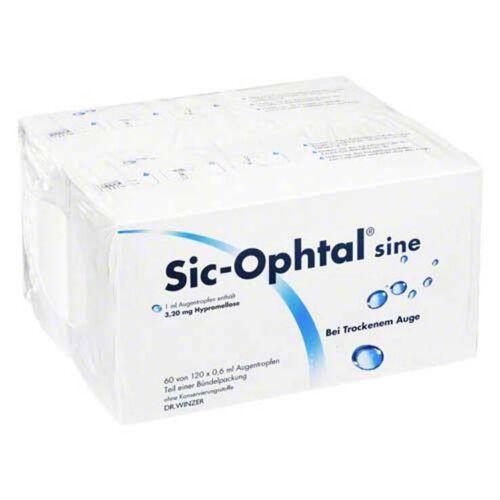Sic-Ophtal Sic Ophtal sine Augentropfen Augentropfen