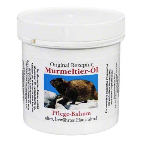 Murmeltieröl Pflege Balsam
