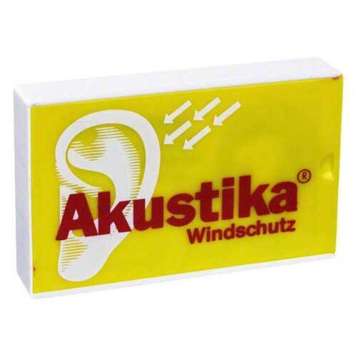 Akustika Windschutz