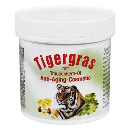 Tigergras Creme mit Traubenkernöl