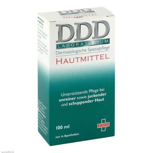 DDD Hautmittel dermatologisc