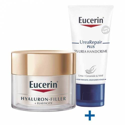 Eucerin Anti-Age Elasticity + Filler Tagescreme mit LSF 15