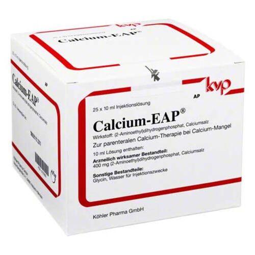 Calcium-EAP Calcium EAP Ampulle 4%