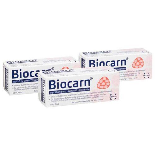 Biocarn Sirup