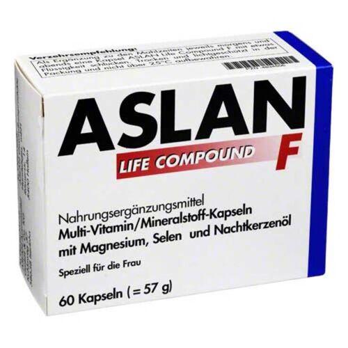 Aslan Life Compound F Kapsel