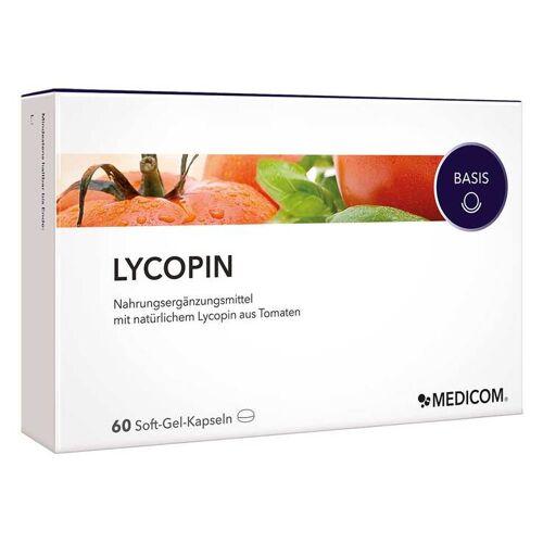 Lycopin Softgel-Kapseln