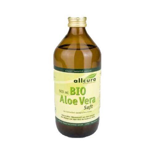 Allcura Aloe Vera Saft Bio