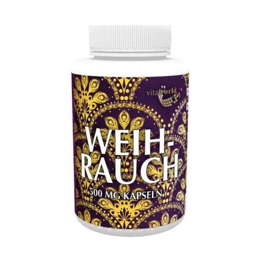 Weihrauch 500 mg Kapseln