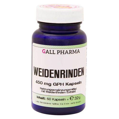 Weidenrinden 450 mg GPH Kapseln