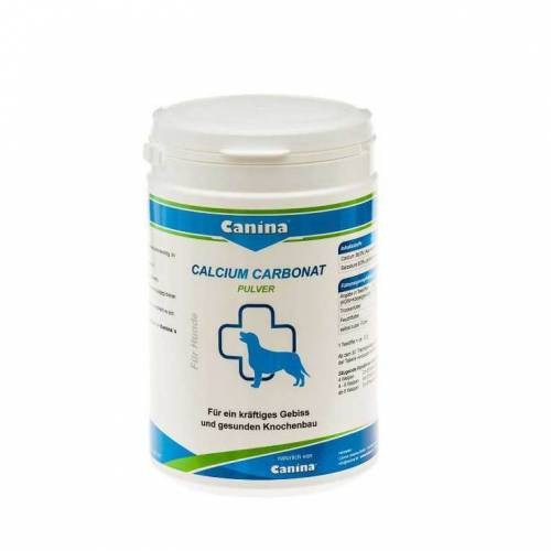 Canina Calciumcarbonat Pulver vet. (für Tiere)