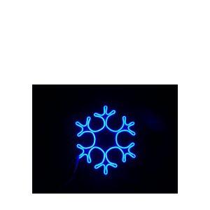 FHS LED-Lichtschlauch Schneeflocke