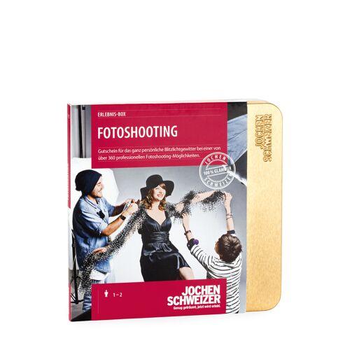 Jochen Schweizer Erlebnis-Box - Fotoshooting