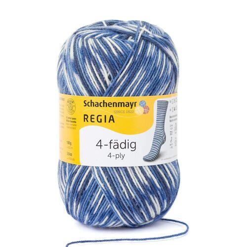 Regia Handstrickgarn Color 4, 5er-P., L100g=420m