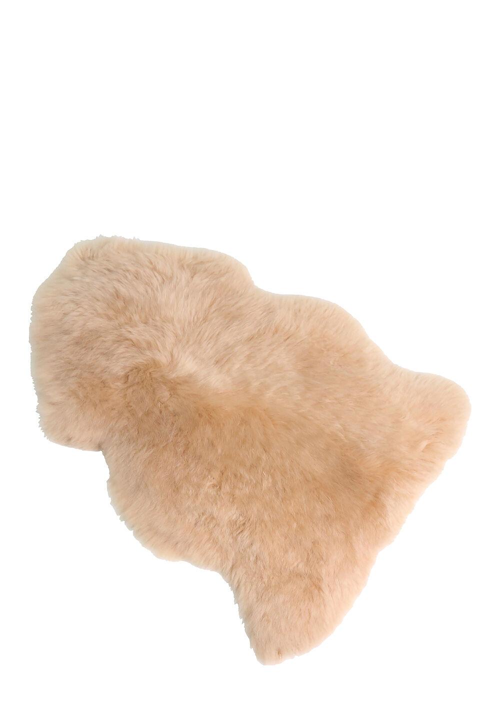 Kaiser Naturfellpro Dekorationsfell, Lammfell, L110+ cm beige