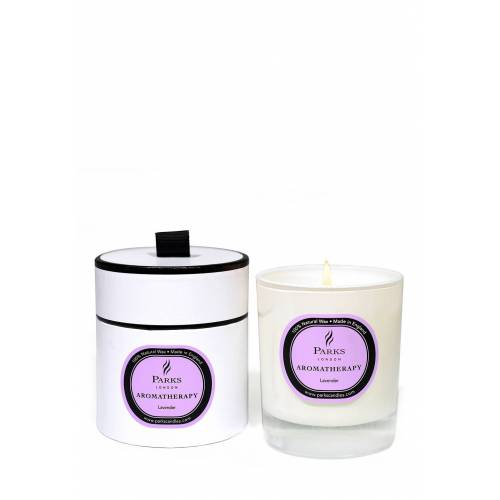Parks London Duftkerze Lavendel, 180g [8,65€*/100g]