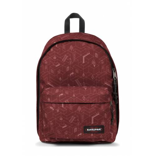 Eastpak Rucksack Out Of Office, B29,5 x H44 x T22 cm rot
