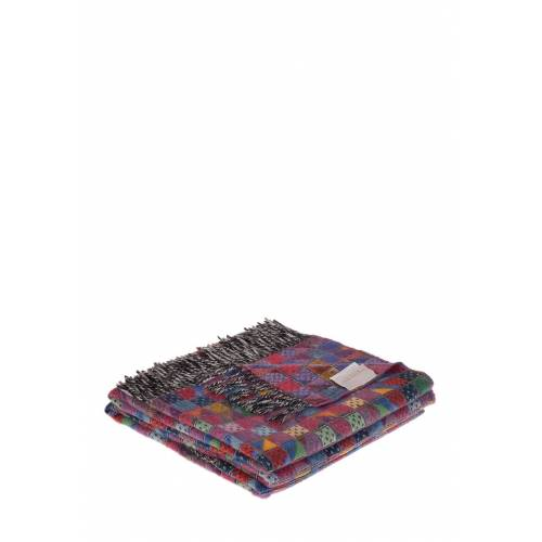 Lanerossi Plaid Chicago, Wolle, B130 x L200 cm