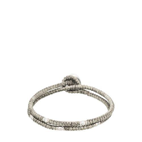 Rockstone Armband silber