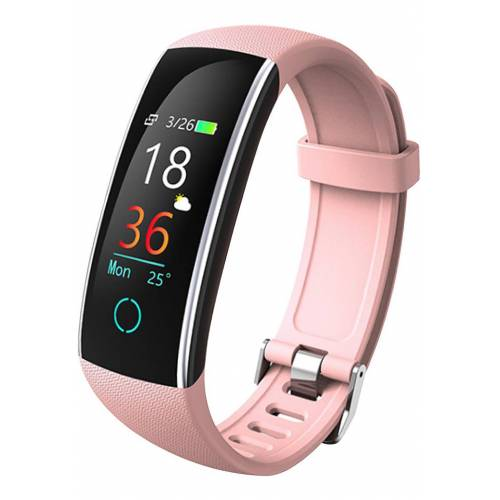 Elitaccess Fitnesstracker, GPS rosa
