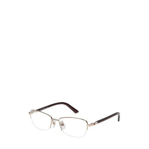 Swarovski Brillengestell Sk5202-D-32A, golden/schwarz braun