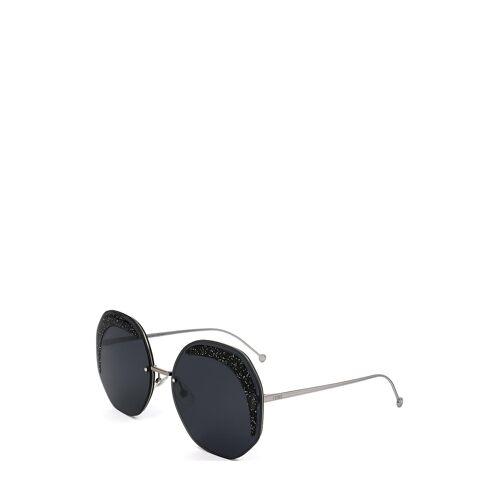 Fendi Sonnenbrille FF 0358/s, UV 400, silbern grau
