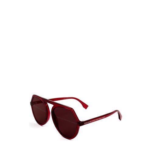 Fendi Sonnenbrille FF 0375/g/s, UV 400, rot