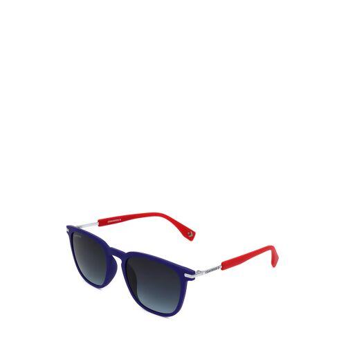 Converse Sonnenbrille Sco051Q, Uv400, blau/rot